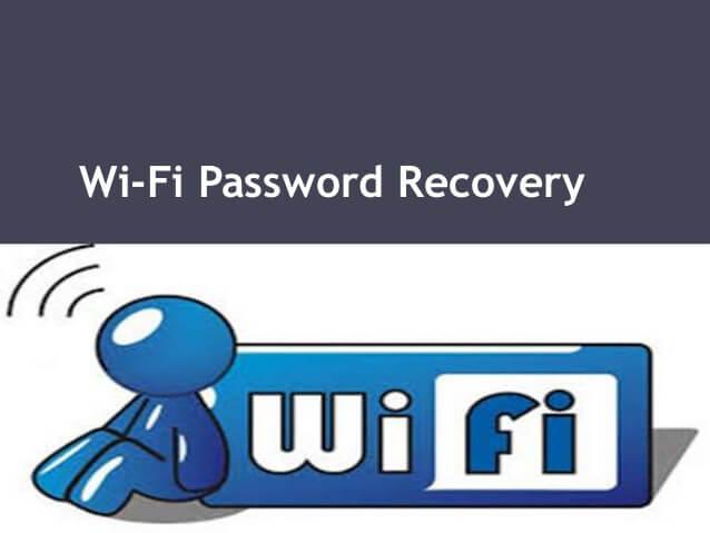 Восстановление пароля WiFi на Windows/Unix 1