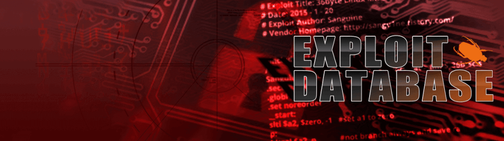 Database Exploit