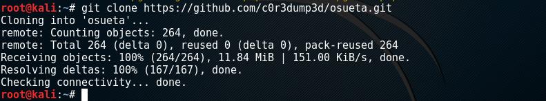 Osueta - скрипт для атак сервера OpenSSH